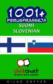 1001+ perusfraaseja suomi - slovenian