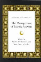 The Management of Islamic Activism PDF