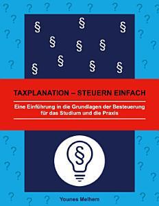 Taxplanation   Steuern einfach PDF