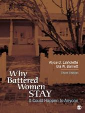 It Could Happen to Anyone: Why Battered Women Stay, Edition 3