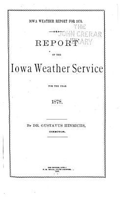 Iowa Weather Report     PDF
