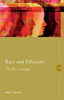Race and Ethnicity  The Key Concepts PDF
