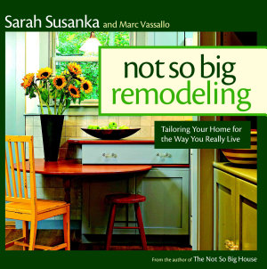 Not So Big Remodeling Book