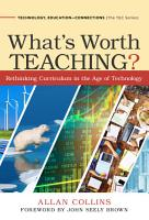 What s Worth Teaching  PDF