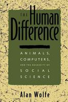 The Human Difference PDF