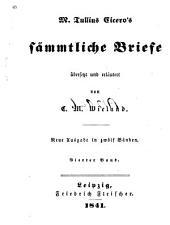 Sämmtliche briefe: Bände 4-6