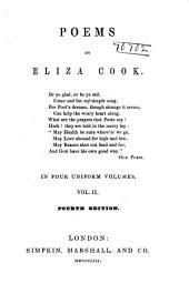 Poems in 3 (4) Vols: Volume 2