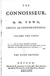 The Connoisseur: Volume 1