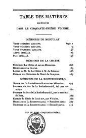 Mémoires: Volume51