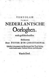 Nederlantsche oorloghen, beroerten, ende borgerlijcke oneenicheyden ...