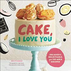 Cake  I Love You PDF
