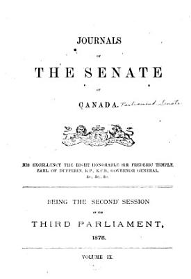 Journals of the Senate of Canada PDF