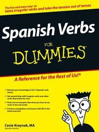 Spanish Verbs For Dummies
