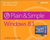 Windows 8.1 Plain & Simple