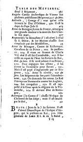 Les vies des hommes illustres de la France: depuis le commencement de la monarchie jusqu'à présent, Volume26