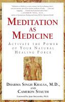 Meditation As Medicine PDF