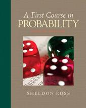 A First Course in Probability: Edition 8