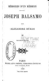 Mémoires d'un médecin: Joseph Balsamo, Volume2