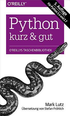 Python kurz   gut PDF