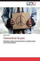 Comunicar la Paz PDF