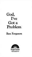 God  I ve Got a Problem PDF