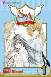 S.A, Vol. 1: Special A