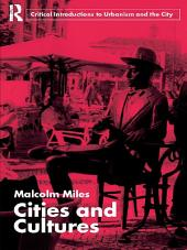Cities and Cultures