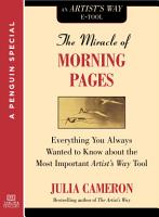 The Miracle of Morning Pages PDF