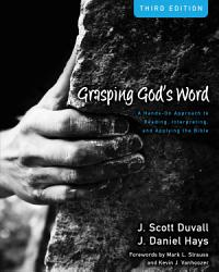 Grasping God S Word Book PDF