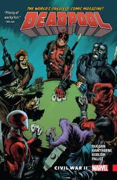 Deadpool: World's Greatest Vol. 5 - Civil War II