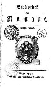 Bibliothek der Romane: Zwölfter Band, Band 12