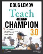 Teach Like a Champion 3.0