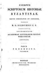 Procopius: Volume 3