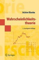 Wahrscheinlichkeitstheorie PDF