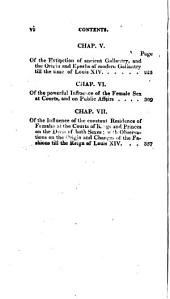 History of the Female Sex: Comprising a View of the Habits, Manners, and Influence of Women, Among All Nations, from the Earliest Ages to the Present Time, Volume 2