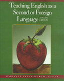 Teaching English as a Second Or Foreign Language Book