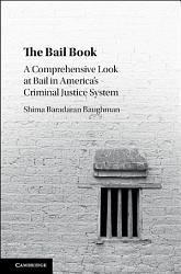 The Bail Book Book PDF