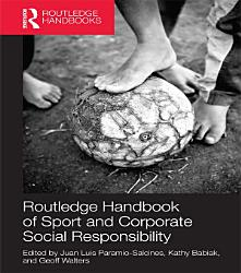 Routledge Handbook of Sport and Corporate Social Responsibility PDF