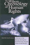 The Wilson Chronology of Human Rights PDF