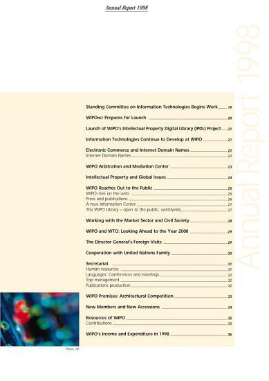 Annual Report 1998 PDF