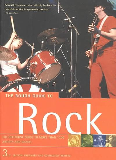 The Rough Guide to Rock PDF