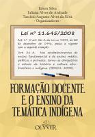 FORMA    O DOCENTE E O ENSINO DA TEM  TICA IND  GENA PDF