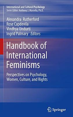 Handbook of International Feminisms PDF