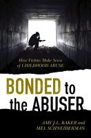 Bonded to the Abuser PDF
