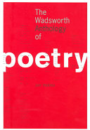 The Wadsworth Anthology Of Poetry Book PDF
