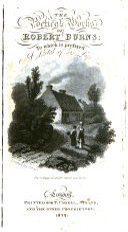 The Poetical Works of Robert Burns,