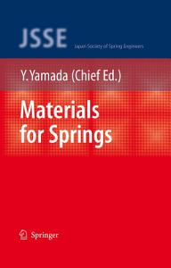 Materials for Springs Book