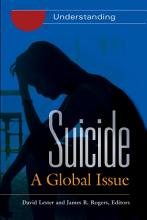 Suicide  A Global Issue  2 volumes  PDF