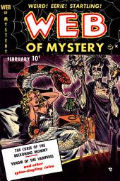 Web of Mystery, Number 1, The Curse of the Beckoning Mummy