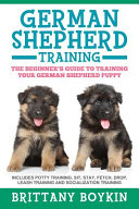 German Shepherd Training PDF